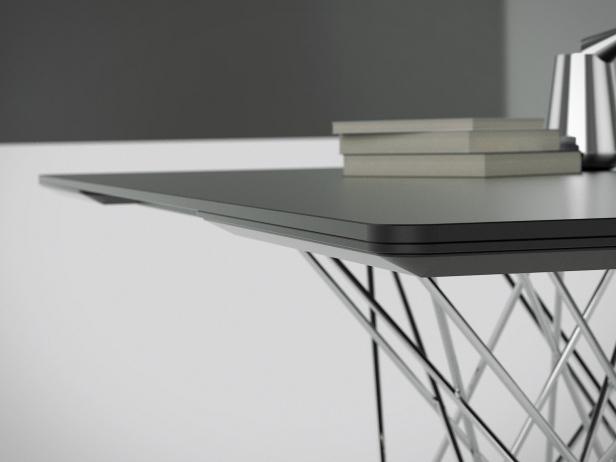 Big Table Bonaldo Allungabile.Octa Allungabile