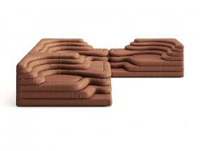 DS-1025 Terrazza Sofa Set 5