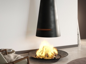 Filiofocus Telescopic Fireplace
