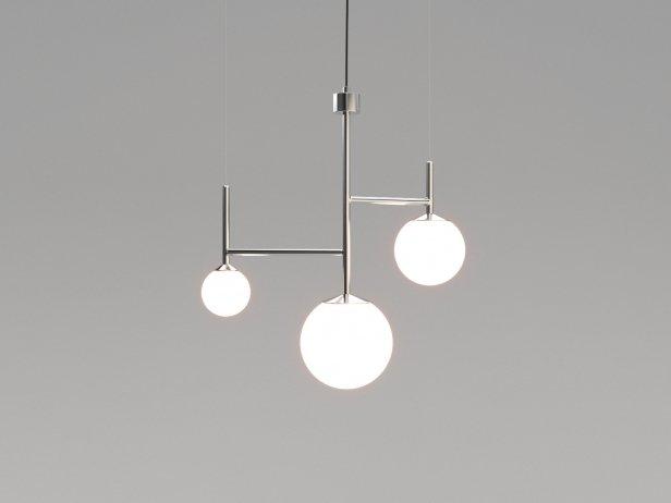 Moon Suspension L Lamp 5
