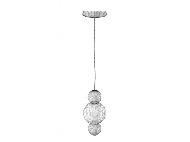 Pearls Pendant 4