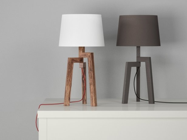 Stilt Floor & Table Lamps 1