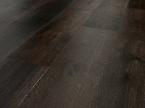 Dark Distressed Oak Flooring