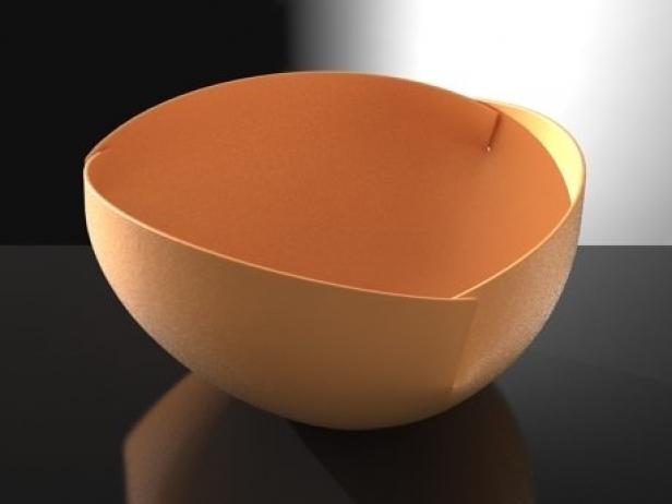 Folded Bowls 7