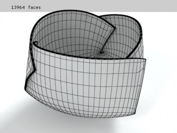 Folded Bowls 16