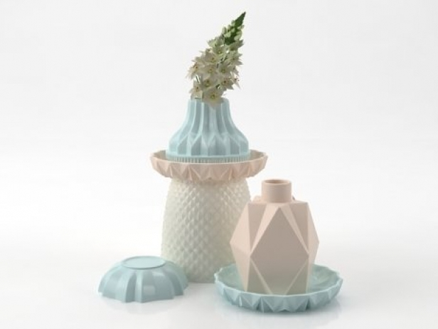 Set of vases 3