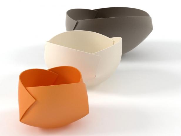 Folded Bowls 1