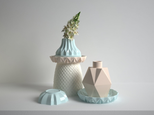 Set of vases 2