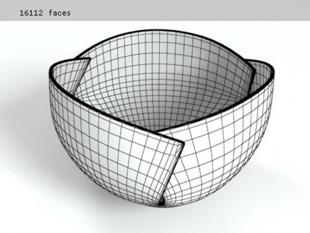 Folded Bowls 15