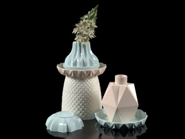 Set of vases 4