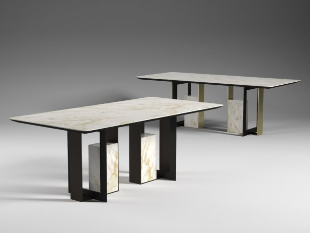 Moore 200 and 220 Rectangle Dining Tables 2