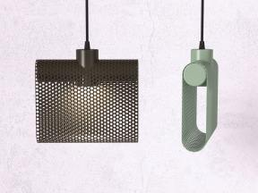 Grid Pendant Lamp