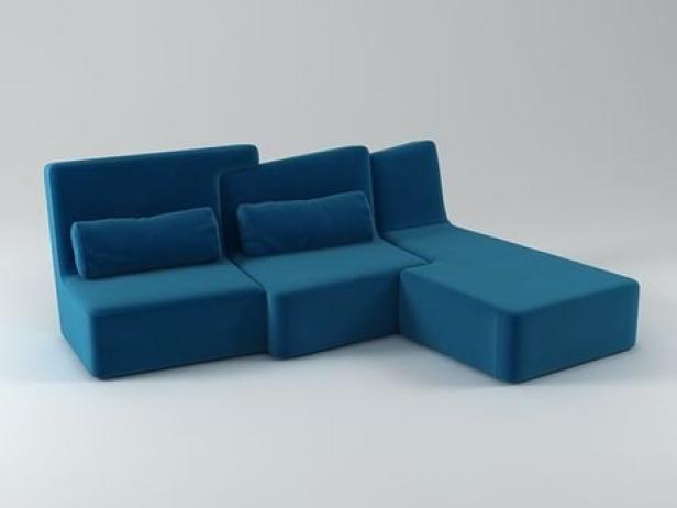 confluences 3d model ligne roset france. Black Bedroom Furniture Sets. Home Design Ideas