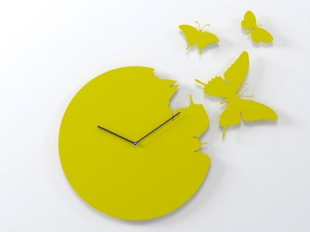 Butterfly Clock 3D-Modell | Diamantini & Domeniconi