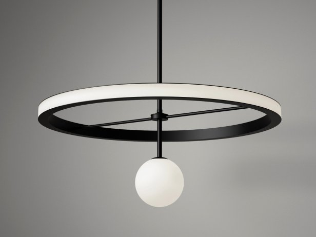 Ring Pendant Lamp 1