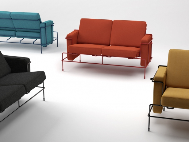 Magis traffic sofa refil sofa - Litera sofa carrefour ...