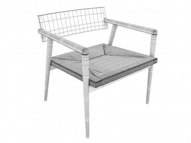 Dormitio Lounge Chair 3