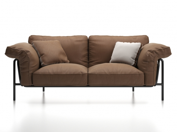 DS-610 2-Seater Sofa 1