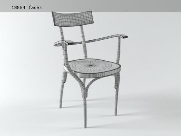 Czech armchair 8