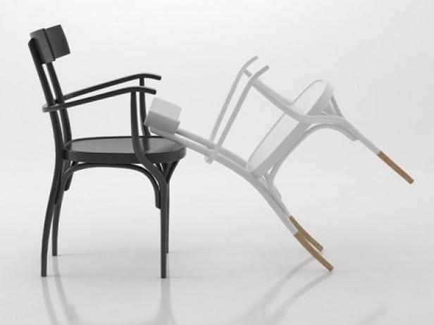 Czech armchair 2