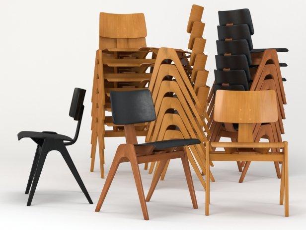Hille Stak Chair 9