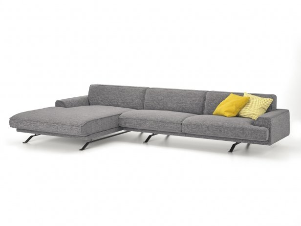 Slab Corner Sofa 3