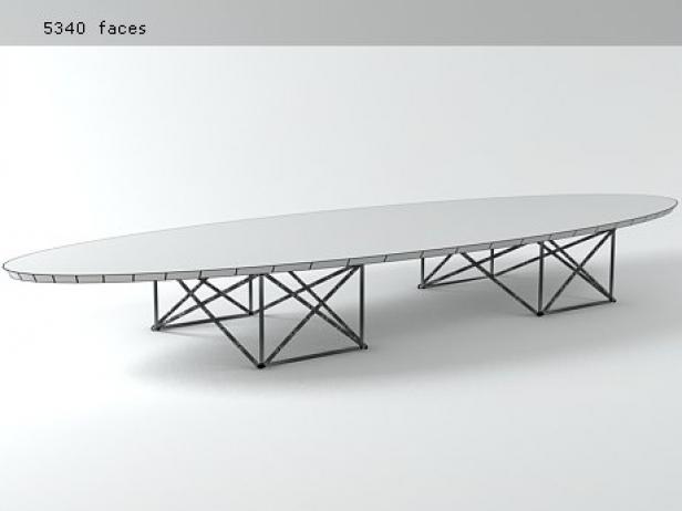 Elliptical Table 4