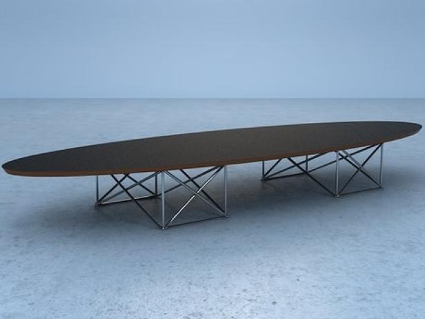 Elliptical Table 2