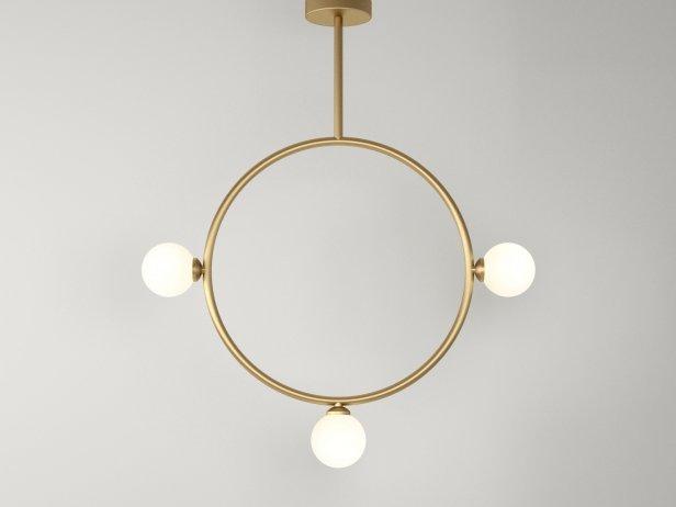 Circle 1 Globe Pendant Lamp 1