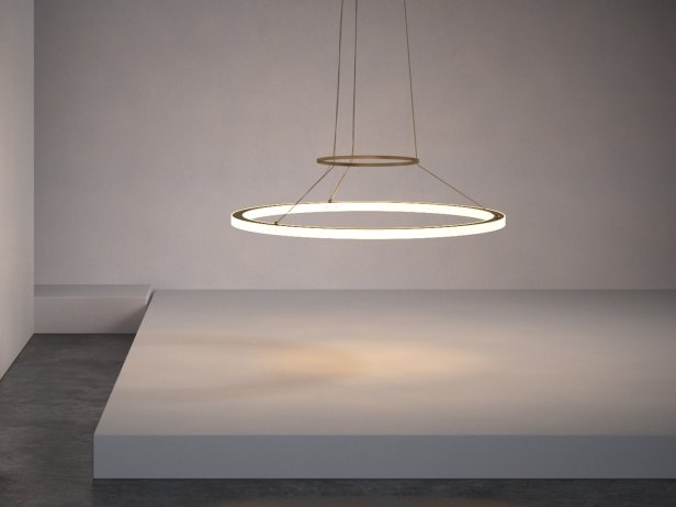 Rio In and Out Pendant Lamp 4