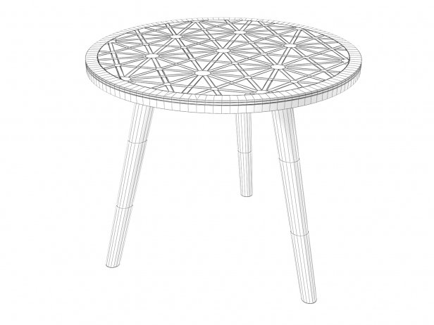 Asembla Occasional Table 5
