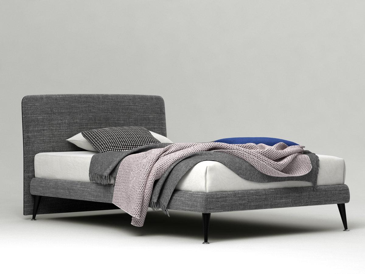 dream on single 3d modell bonaldo. Black Bedroom Furniture Sets. Home Design Ideas