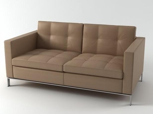 foster 502 sofa 3d modell walter knoll. Black Bedroom Furniture Sets. Home Design Ideas