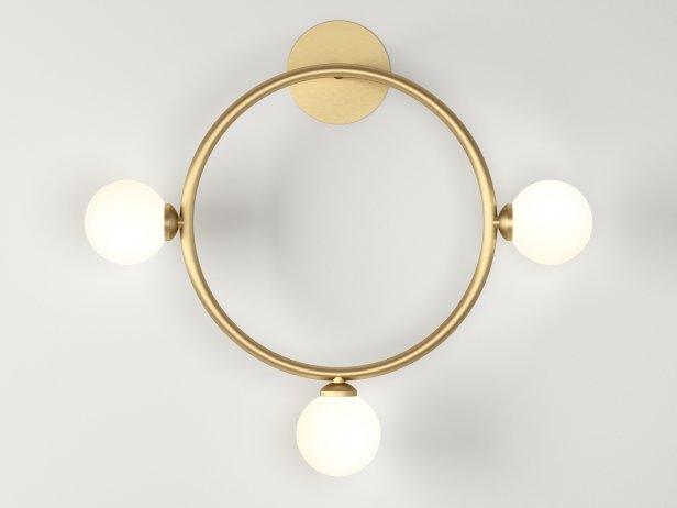 Circle Wall Lamps 1