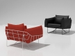 Wireframe armchair 9