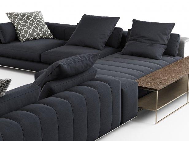 Freeman Corner Sofa System C 2