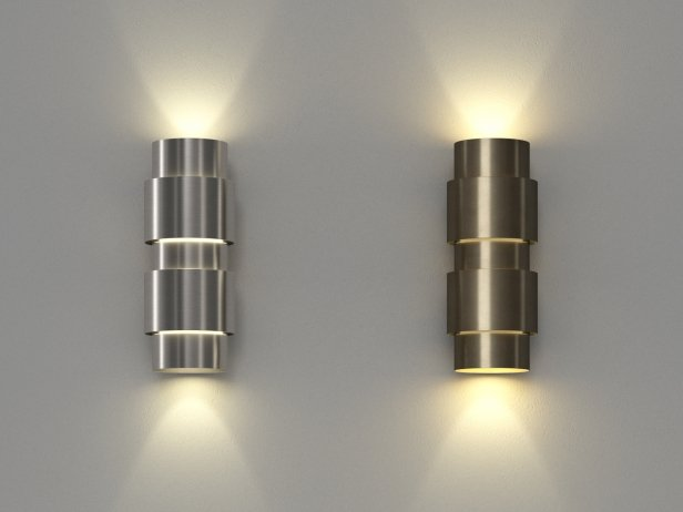 Ring Wall Lamp 2