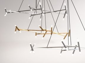 Le Diamant Chandelier