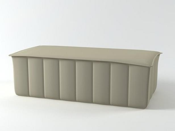 Moël Large Footstool 3