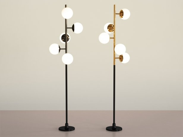 Cherries Floor Lamp 1