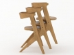 Slab Chair 4