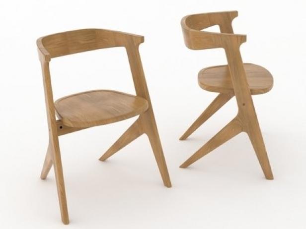 Slab Chair 3