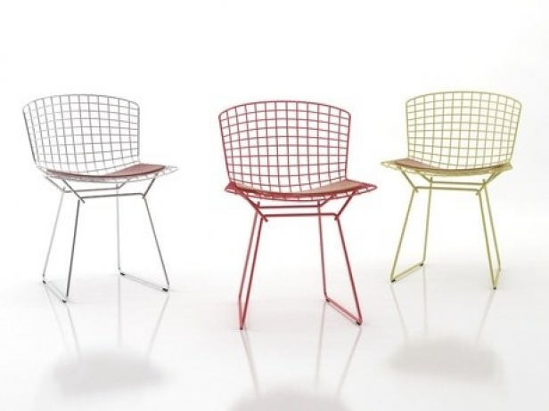 Bertoia Side Chair 4