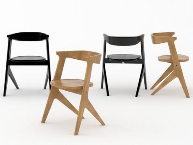 Slab Chair 2
