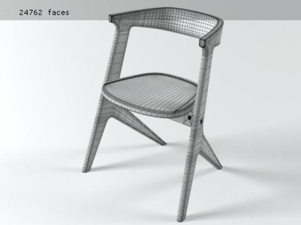 Slab Chair 13