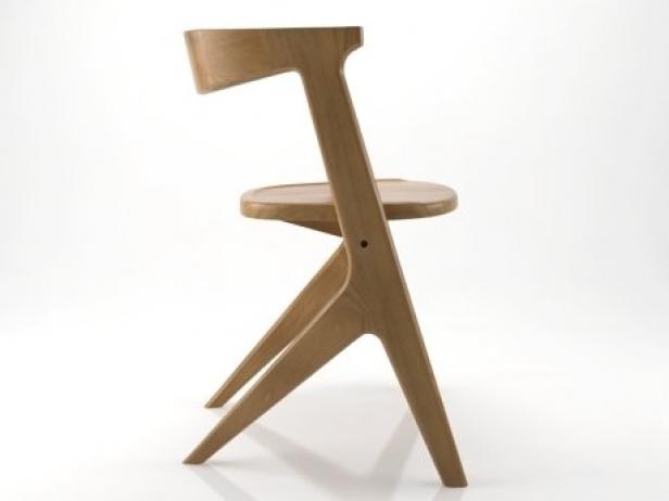 Slab Chair 10