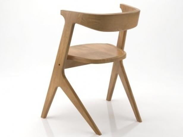 Slab Chair 6