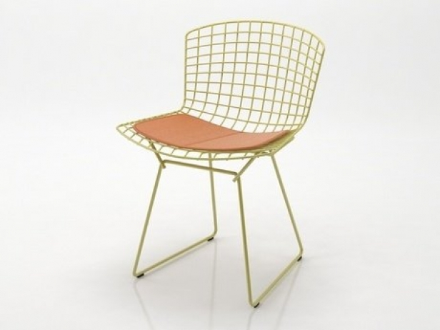 Bertoia Side Chair 7