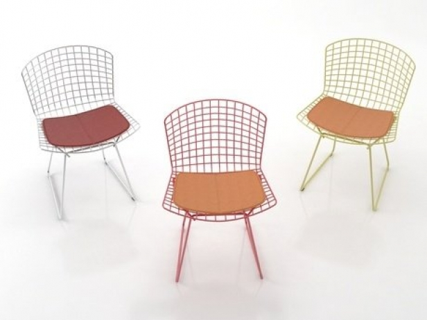 Bertoia Side Chair 5