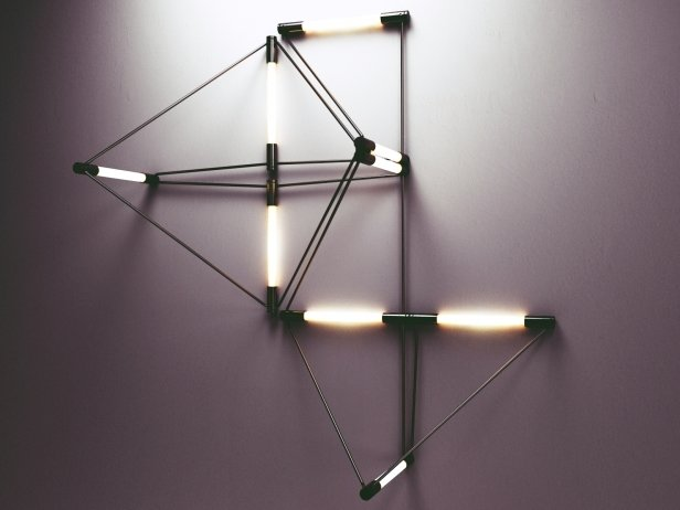 Meta Wall Lamp 8